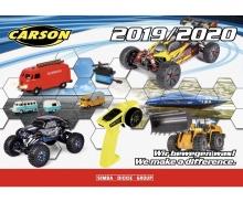 tamiya CARSON Catalogue DE/EN 2019/2020