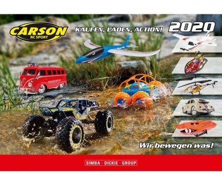 tamiya CARSON RC-Sport+ DE/EN 2020