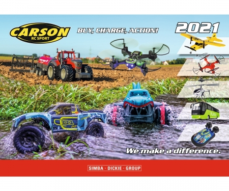 tamiya CARSON RC-Sport 2021 International