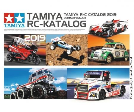 TAMIYA RC-Katalog 2019 DE/EN