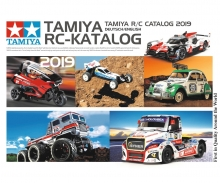 tamiya TAMIYA RC-Katalog 2019 DE/EN