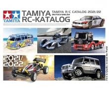 tamiya TAMIYA RC Catalogue 2021/22 GER/EN