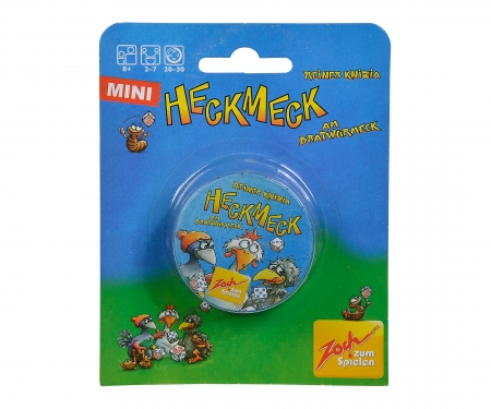 zoch Mini Heckmeck am Bratwurmeck (in Metalldöschen)