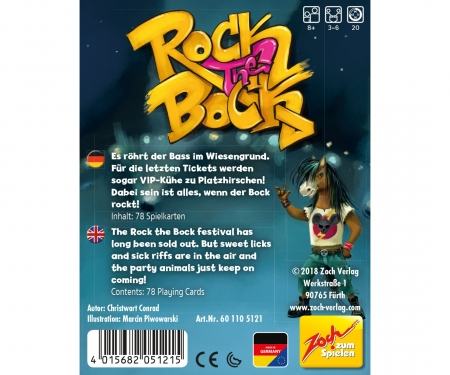 zoch Rock the Bock