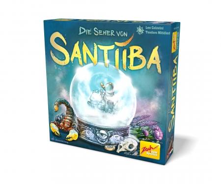 zoch Die Seher von Santiiba