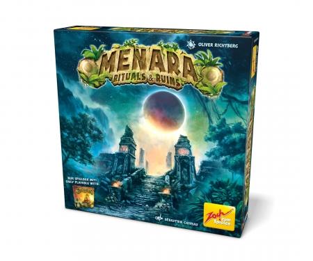 zoch Menara - Rituals & Ruins